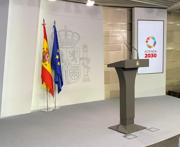 [GOBIERNO DE ESPAÑA] Comparecencia del Presidente del Gobierno en funciones, Pedro Sánchez, para informar sobre lo acontecido en Cataluña Slaa_d11