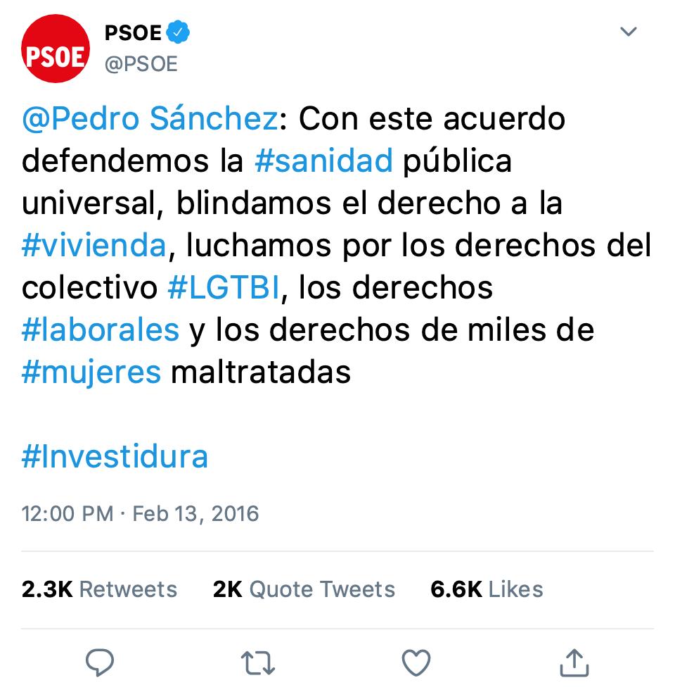 SOCIALISTAS EN TWITTER Tw510