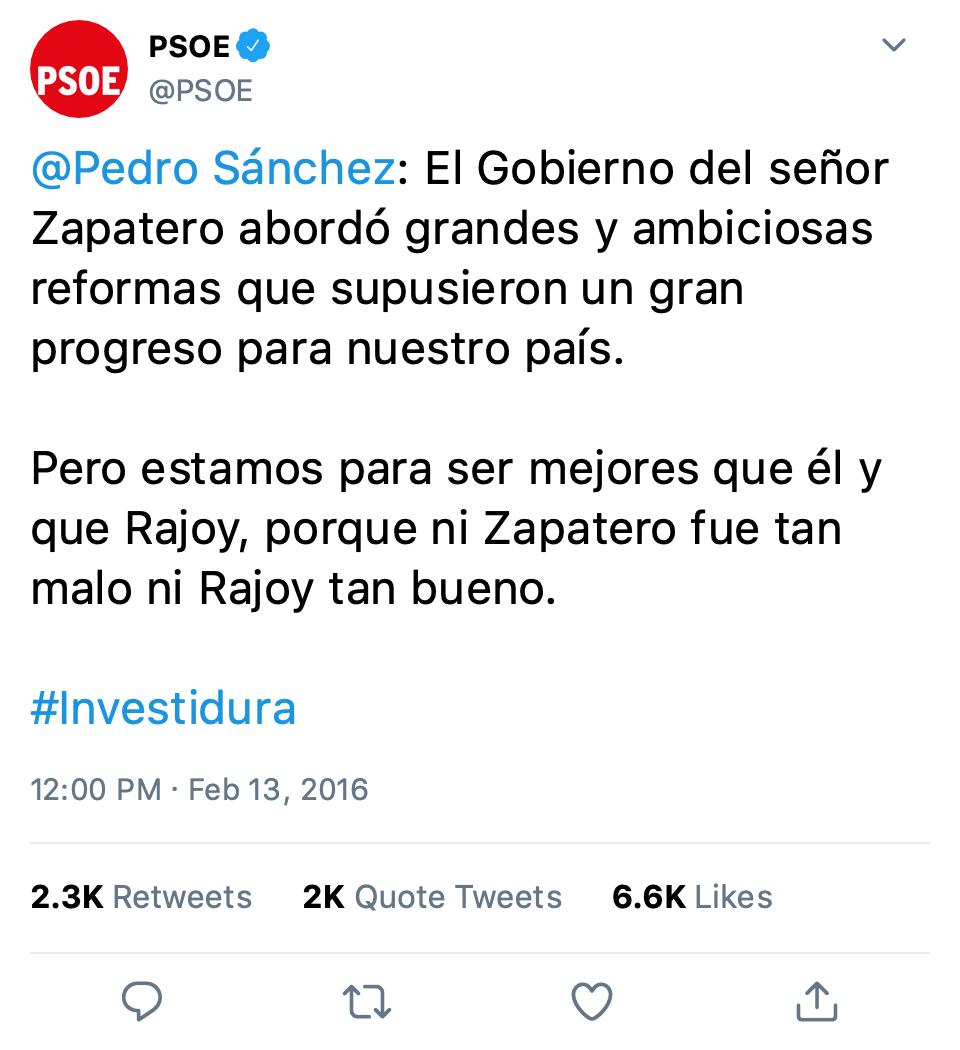 SOCIALISTAS EN TWITTER Tw910
