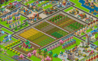 Redesigning my farming area D524b110