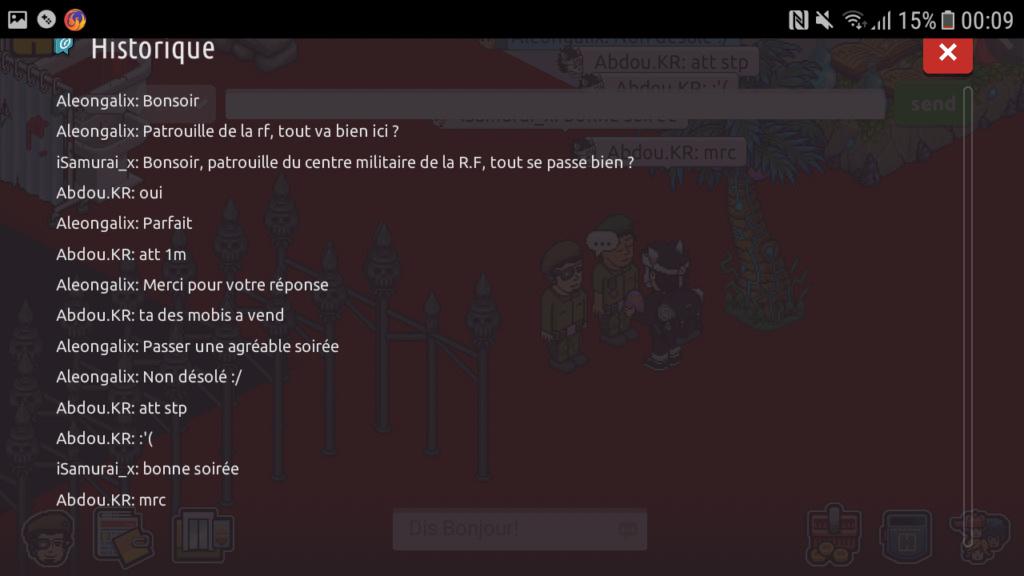 [C.M] Rapport de Patrouille de iSamurai_x Screen76