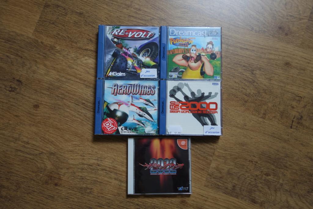 (VDS) - Quelques jeux Dreamcast et démos Dsc05132