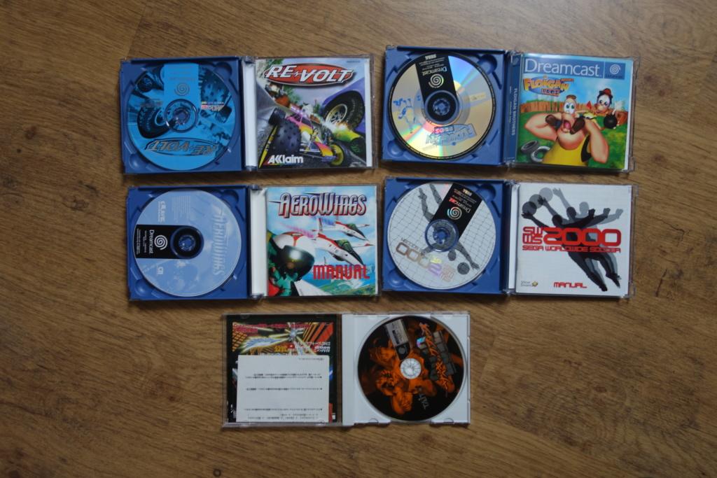 (VDS) - Quelques jeux Dreamcast et démos Dsc05133