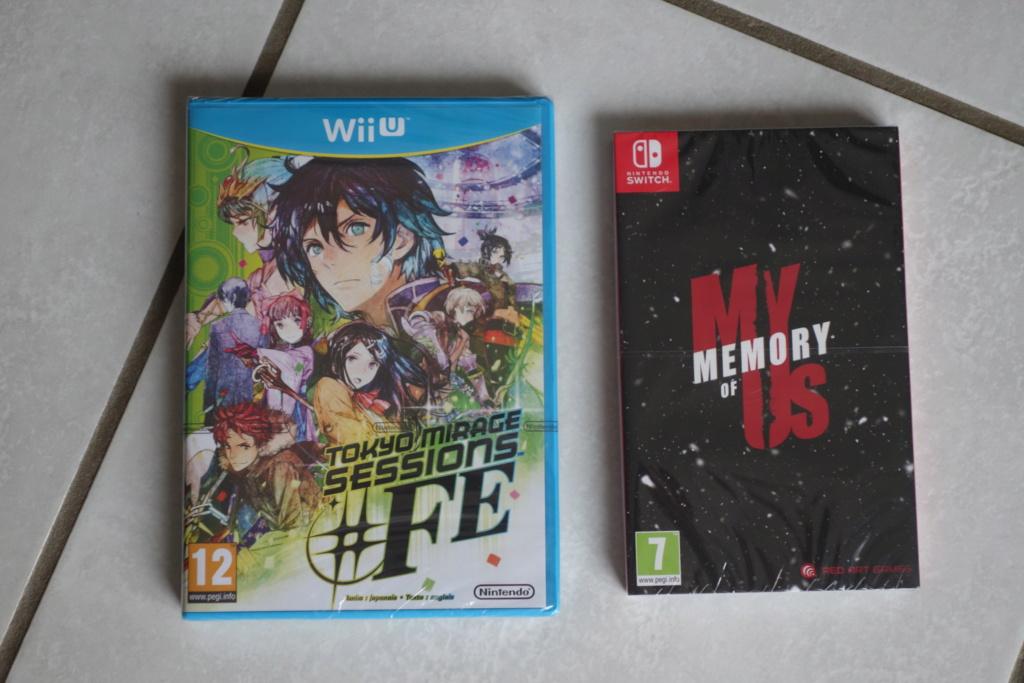 [VDS] Jeux Wii + divers titres Nintendo Dsc06422