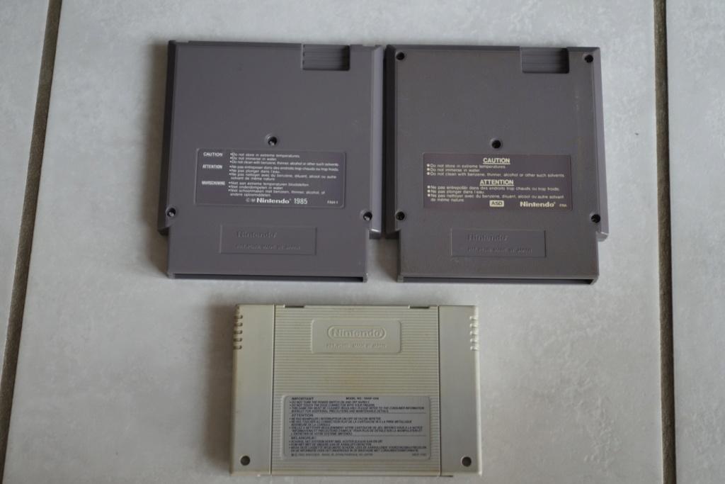 [VDS] Jeux Wii + divers titres Nintendo Dsc06423