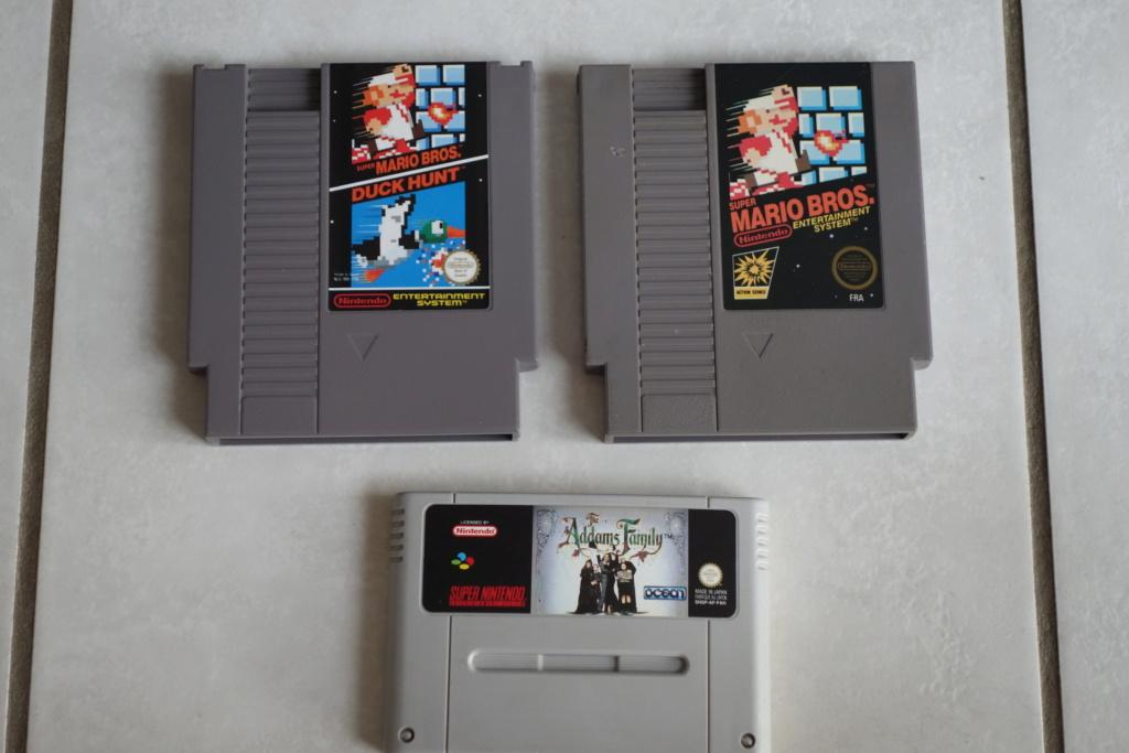 [VDS] Jeux Wii + divers titres Nintendo Dsc06424