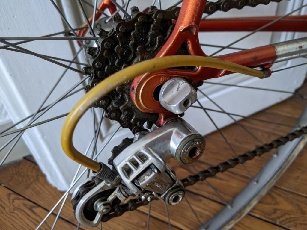 Vélo de course Tino Pena en Super Vitus Pxl_2016