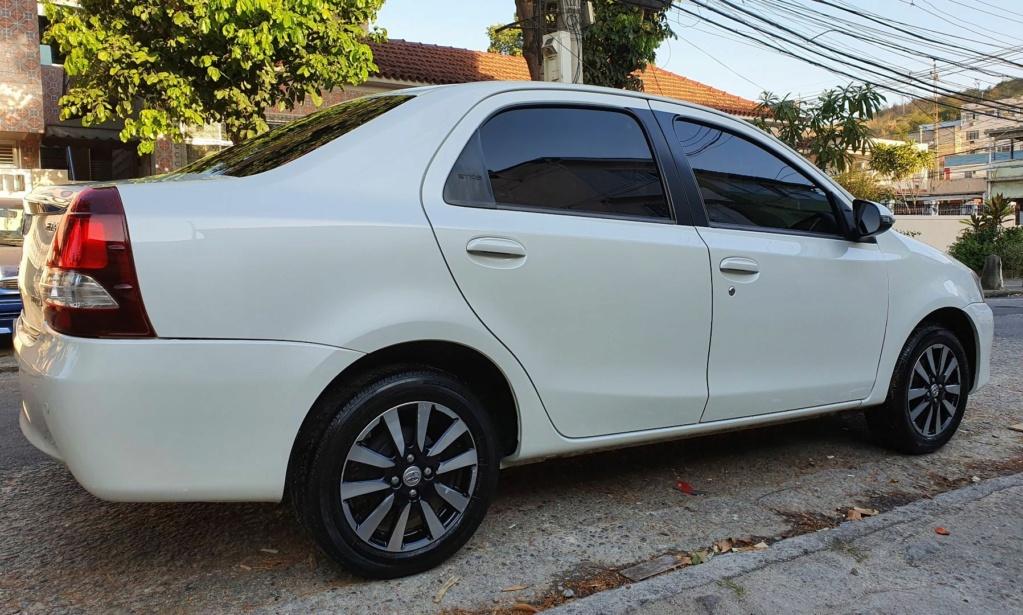 Vendo Etios Platinum Sedan 15/15 0a492411