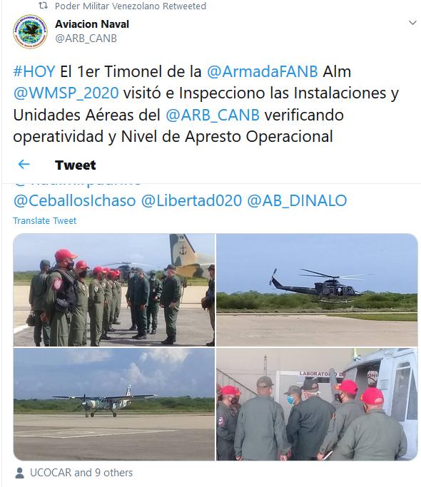 Tag hoy en El Foro Militar de Venezuela  Screen10