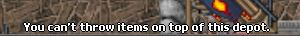 No Permitir tirar items en el Depot Screen33