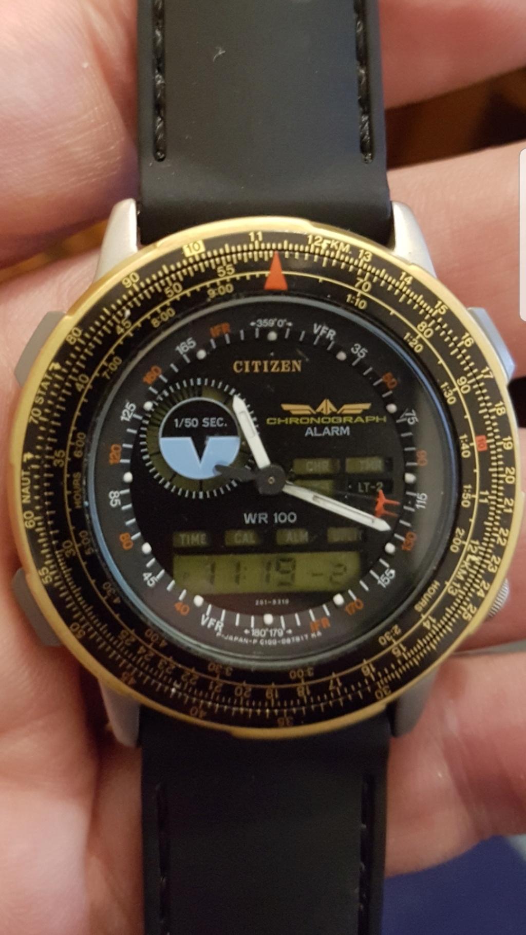 Citizen Wingman 8945, 087836-Y, GN-4-S Scree124