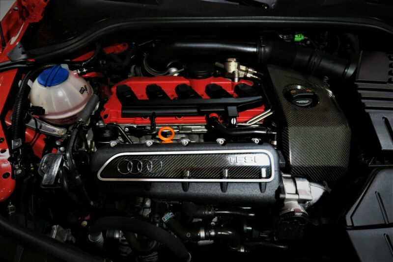 Passage Bmw vers coté obscur Audi lol 510