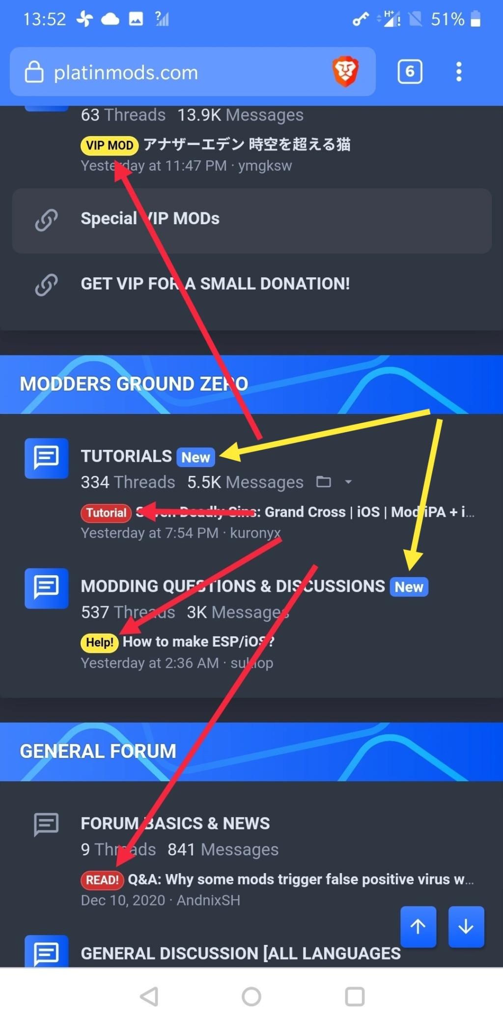 Adicionar etiquetas (tags) aos tópicos Screen11