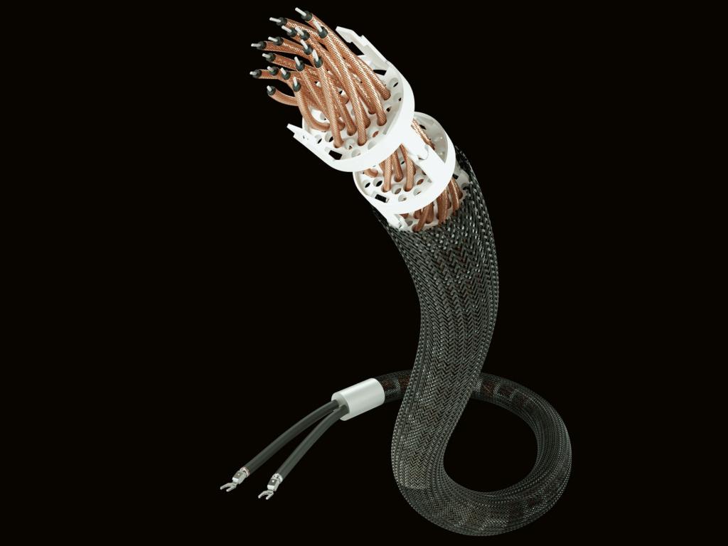 Inakustik Reference LS-4004 Air Spade/BFA Speaker Cable (3m) 00771411