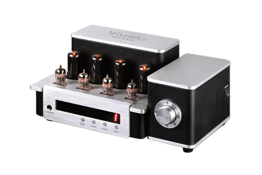 Yaqin MS-6V6 Class A Vacuum Tube Integrated Headphone Amplifier 043dbc13