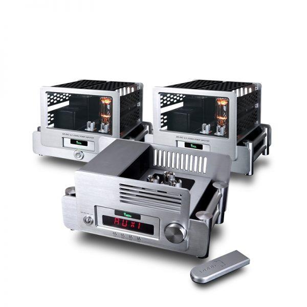Yaqin MS-845 Pre-Amplifier + Tube Mono Block Power Amplifier 16092710