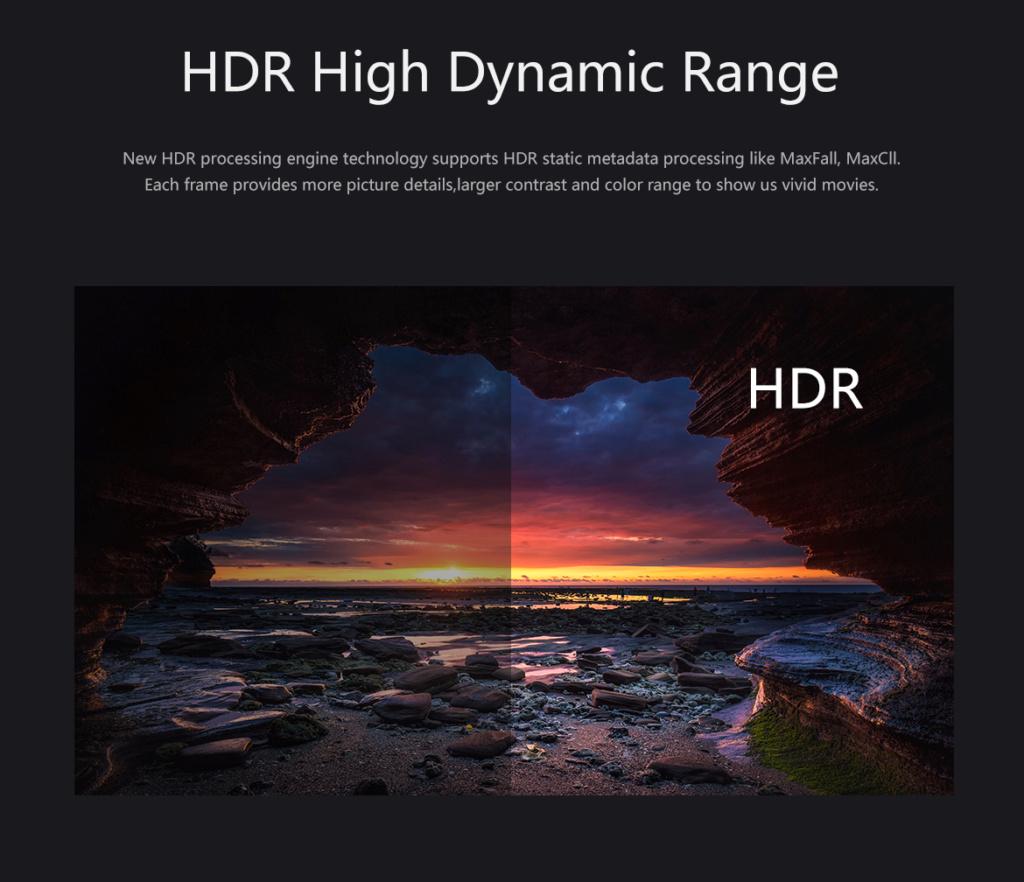 Zidoo UHD2000 Flagship 4K UHD HIFI Media Player + FREE GIFT 20190912