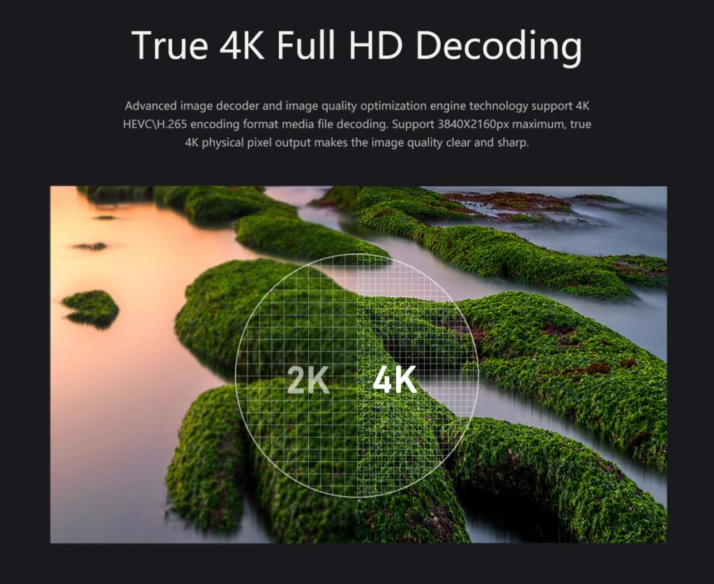 Zidoo UHD2000 Flagship 4K UHD HIFI Media Player + FREE GIFT 20190914
