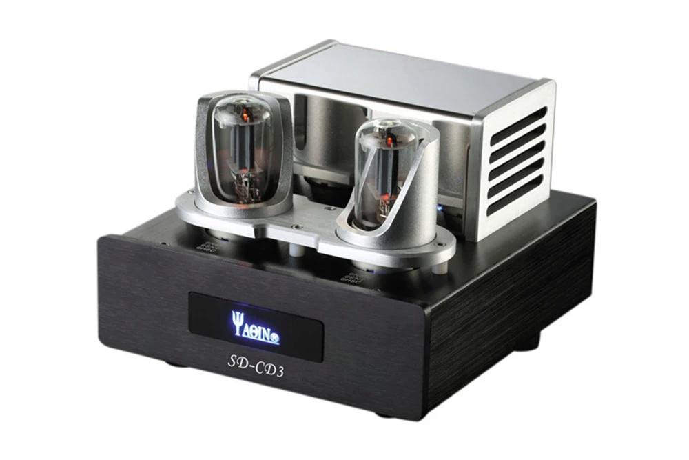 YAQIN SD-CD3 6N8P Tube Signal Upgrade Hi-End Buffer Processor for CD Player 201e5610
