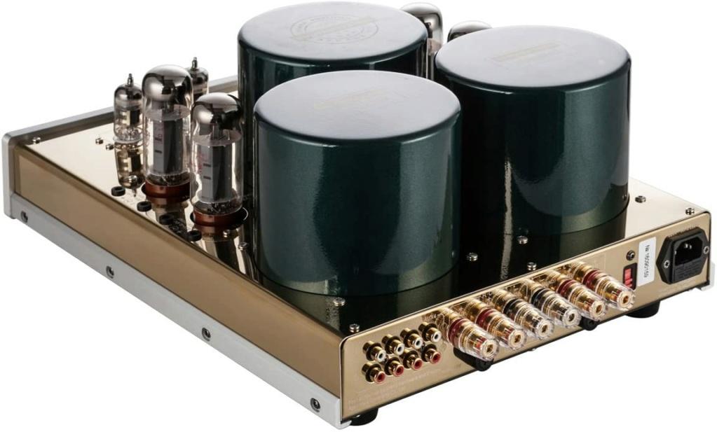 YAQIN MC-10T 52WPC EL34 10L Vacuum Tube Hi-End Integrated Amplifier 61sstg10