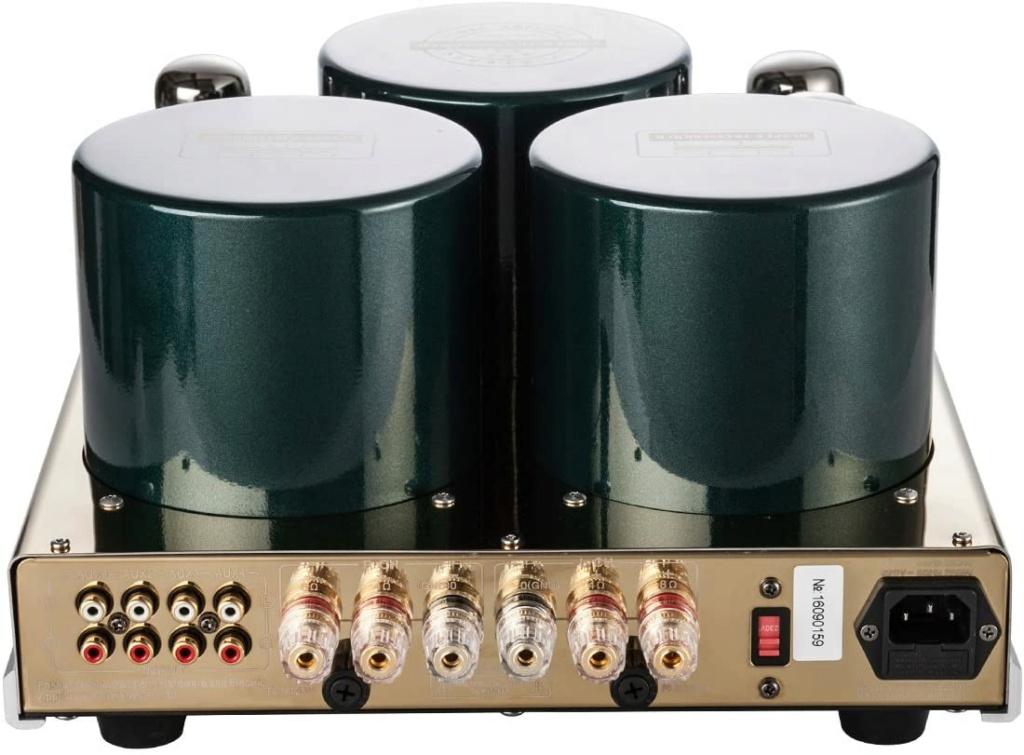 YAQIN MC-10T 52WPC EL34 10L Vacuum Tube Hi-End Integrated Amplifier 71vazn10