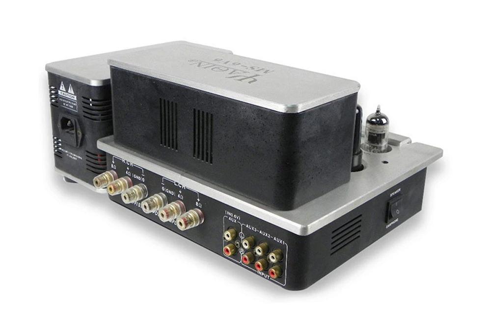 Yaqin MS-6V6 Class A Vacuum Tube Integrated Headphone Amplifier A188ec13