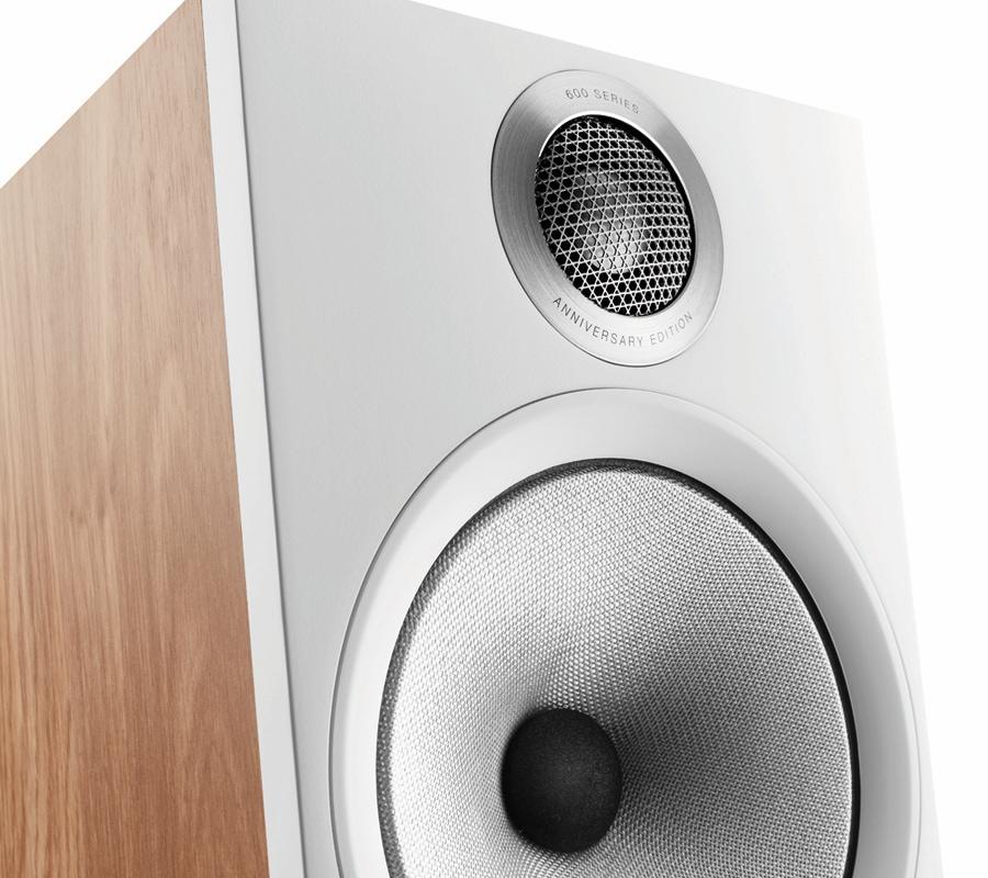 Bowers & Wilkins 603 S2 Anniversary Edition Floorstanding Speaker (Light Oak) (Pair) B_105_10