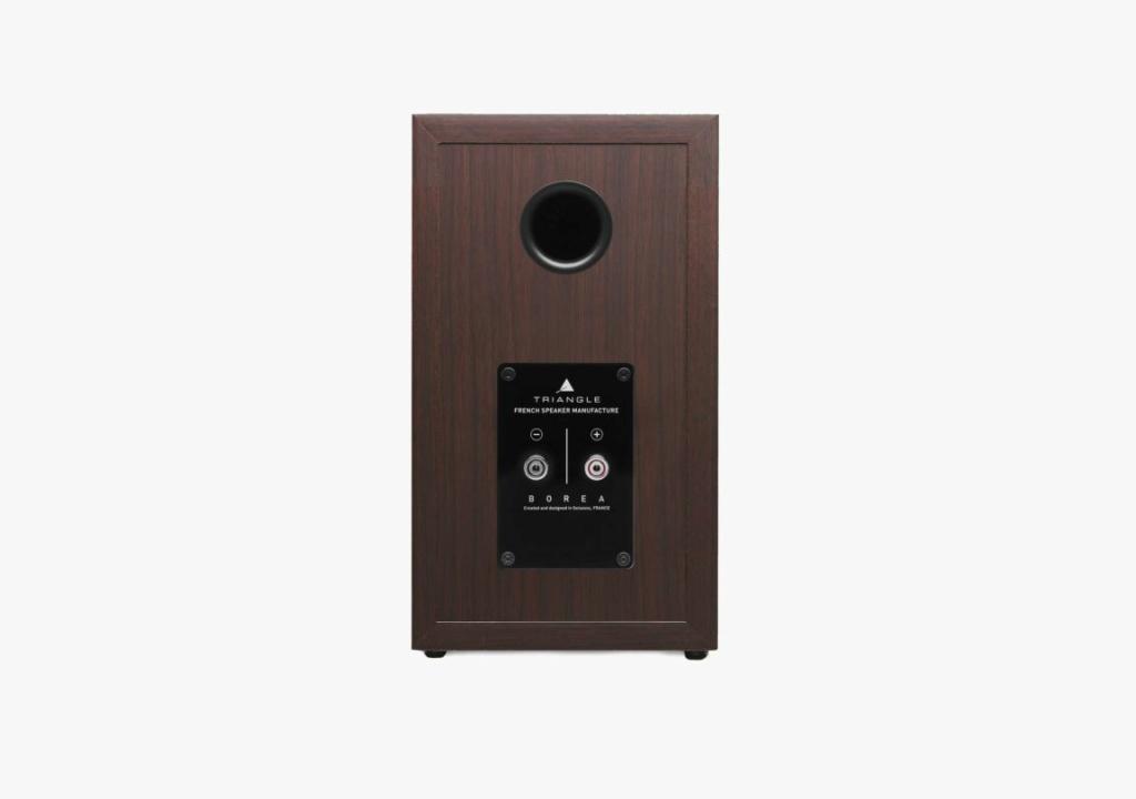 Triangle BR-02 Bookshelf Speaker (Pair) + Free Gift Borea-13