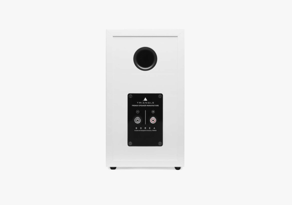 Triangle BR-02 Bookshelf Speaker (Pair) + Free Gift Borea-15