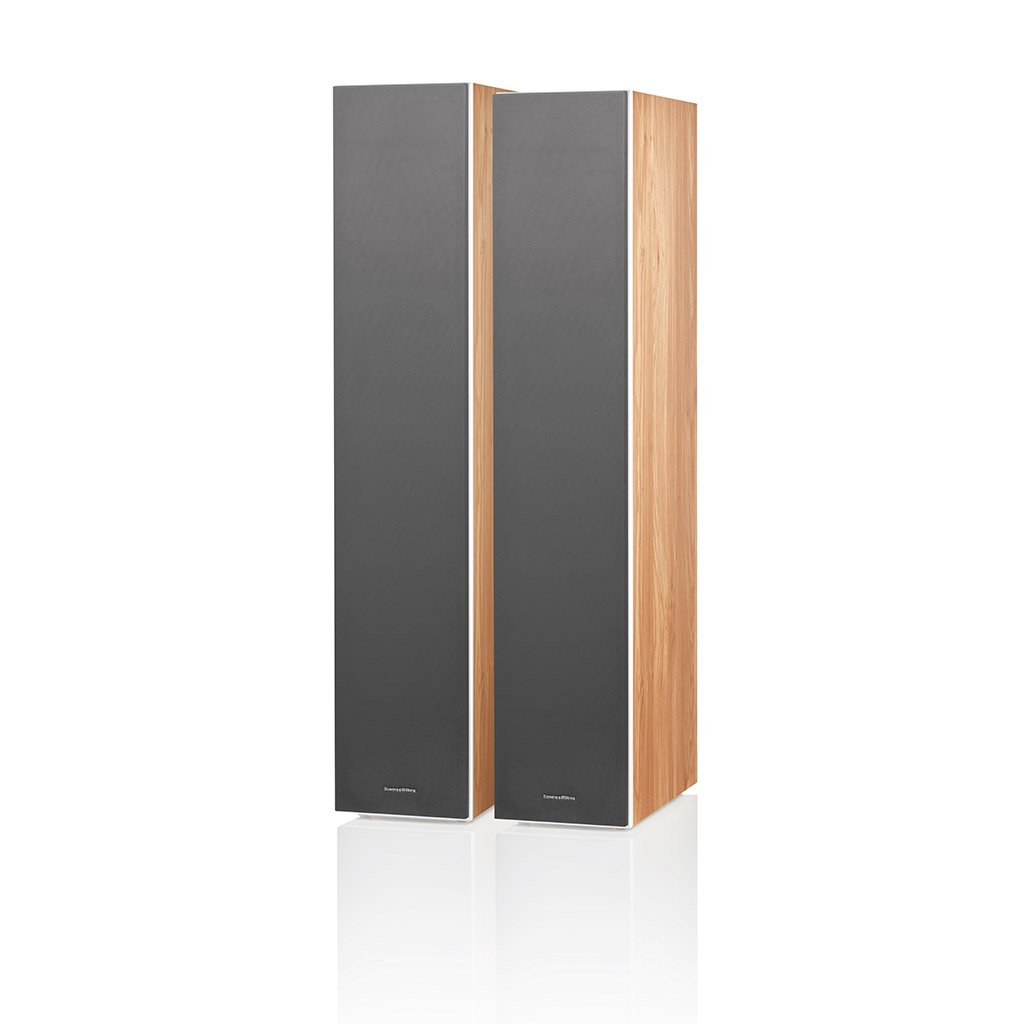 Bowers & Wilkins 603 S2 Anniversary Edition Floorstanding Speaker (Light Oak) (Pair) Bowers11