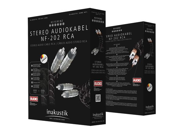 Inakustik Reference NF-202 Interconnect Cable – Made in Germany (1.2meter) Csm_0049