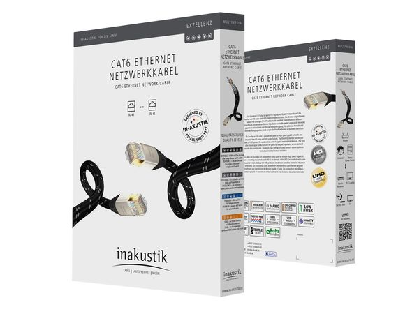 Inakustik Excellence Network Cable Cat6 (2 meter) Csm_0077