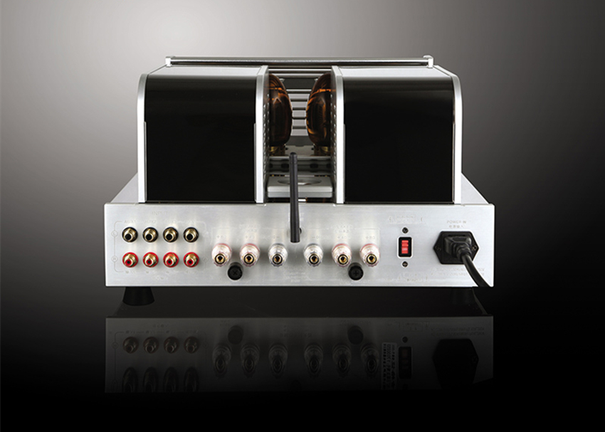 Yaqin MS-90B Vaccum Tube Integrated/Power Amplifier (Built In Bluetooth) (Remote Control) + FREE GIFT Htb1h112