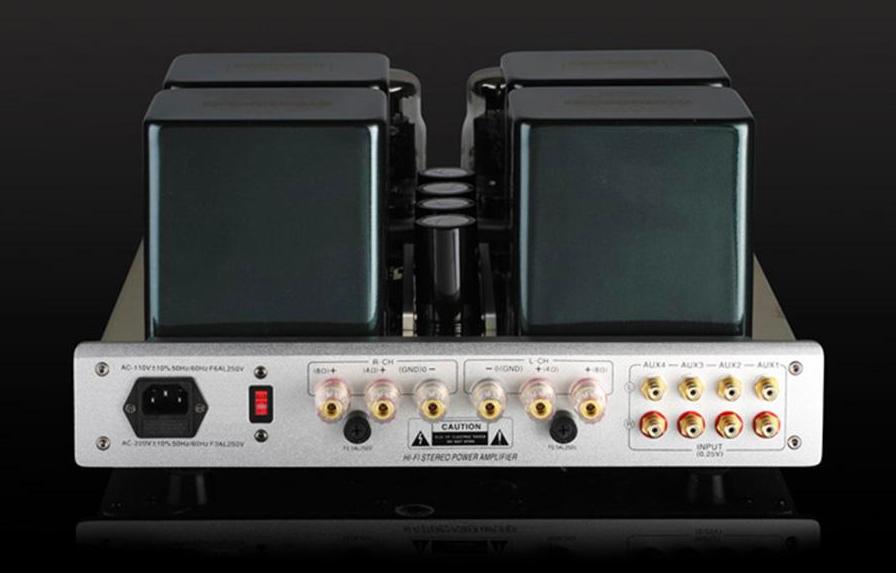 YAQIN MC-100B 60WPC KT88 Class A Tube Integrated Amplifier Mc-10013