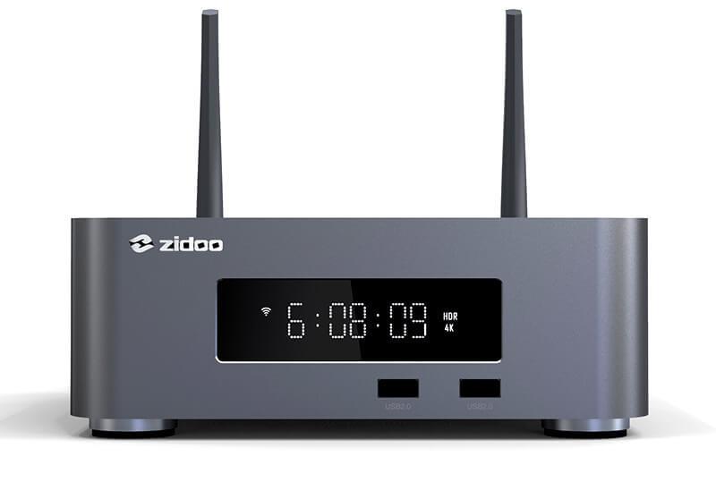 Zidoo Z10 Pro New 4K UHD Android Media Player Mp108-10