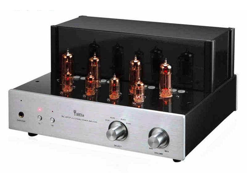 YAQIN MC-6P1P Vacuum Tube Hi-end Integrated Amplifier Ms-6p110