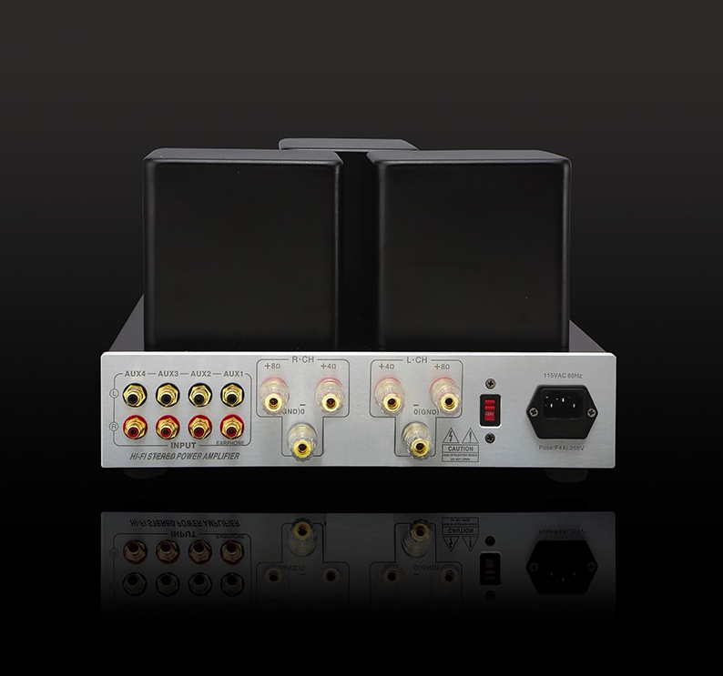 YAQIN MS-77T Vacuum Tube Amplifier (Romote Control) Ms-77t12