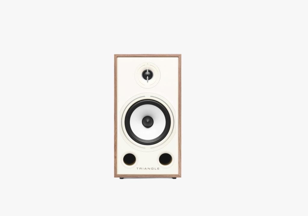 Triangle BR-03 Bookshelf Speaker (Pair) + Free Gift Packsh10