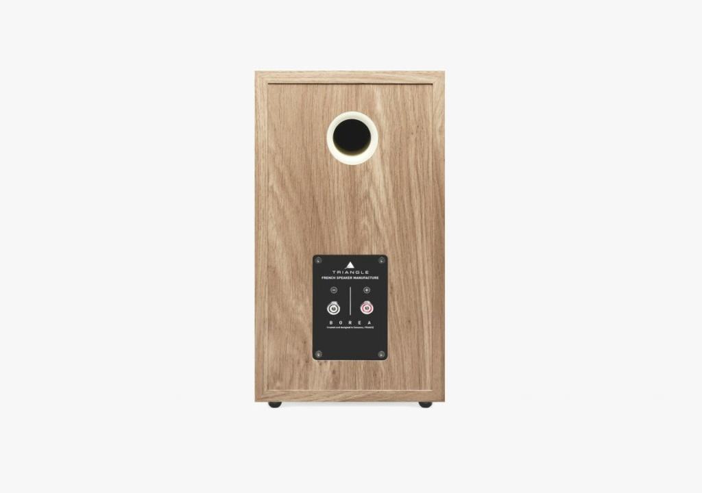 Triangle BR-02 Bookshelf Speaker (Pair) + Free Gift Packsh11