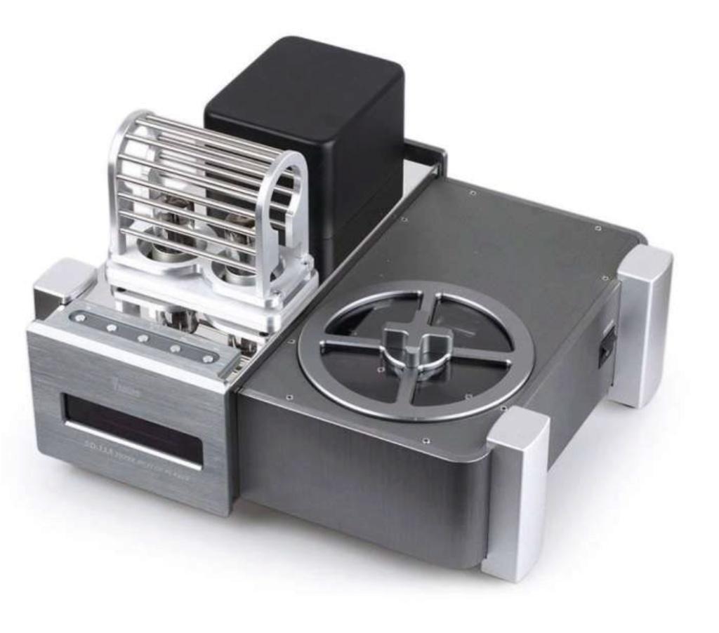 Yaqin SD-33A Hi-Fi Vacuum Tube CD Player (New) Screen43