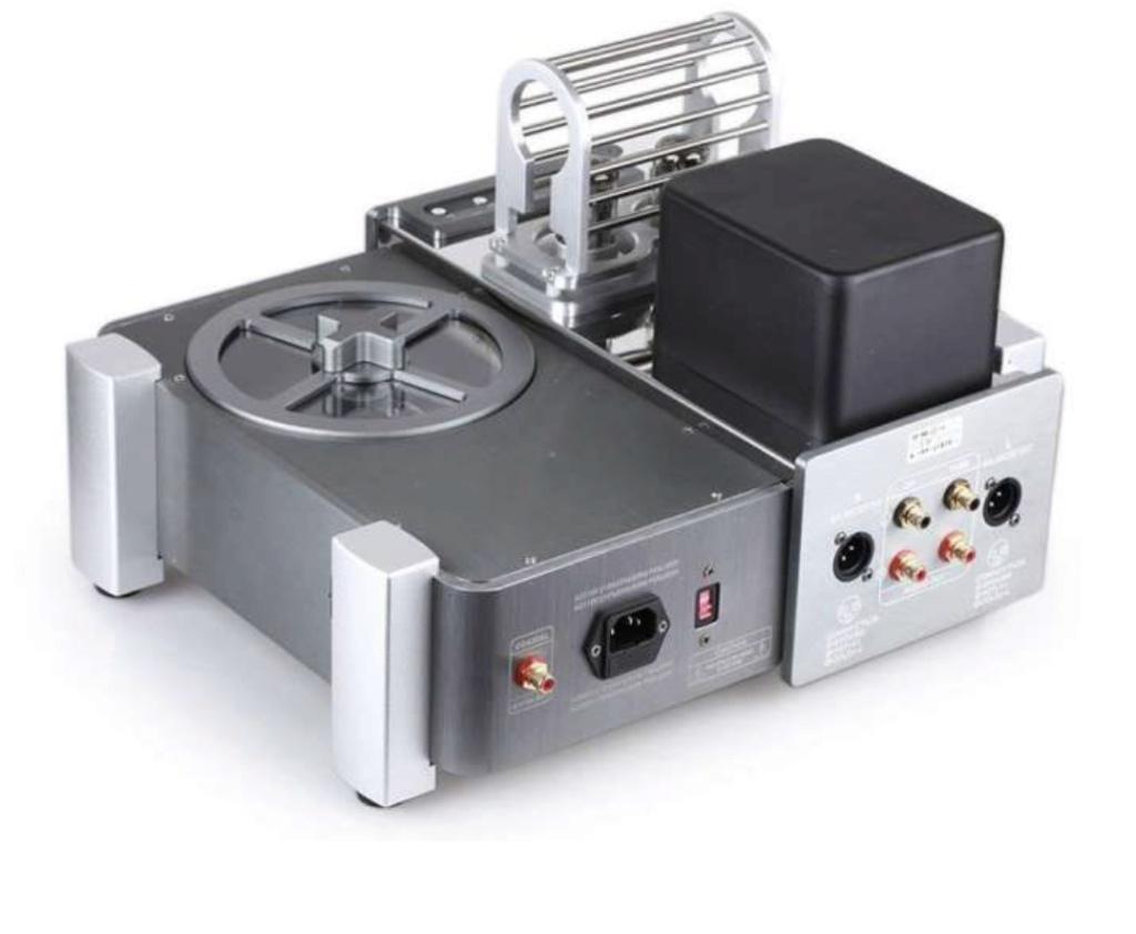 Yaqin SD-33A Hi-Fi Vacuum Tube CD Player (New) Screen44