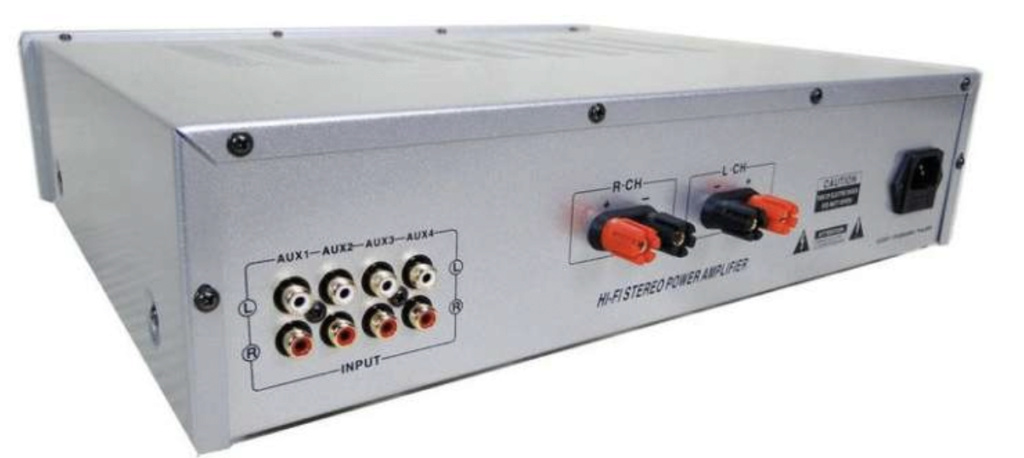 Yaqin VK-2100 HiFi Transistor Hybrid Vaccum Tube Integrated Amplifier Screen45