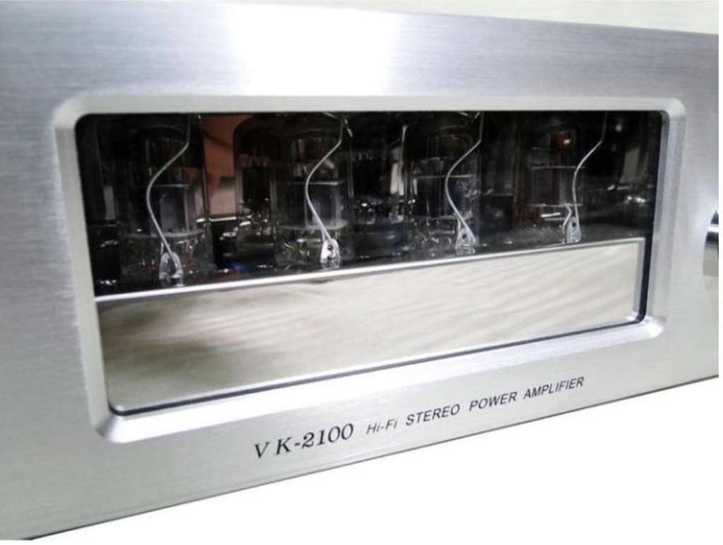 Yaqin VK-2100 HiFi Transistor Hybrid Vaccum Tube Integrated Amplifier Screen46