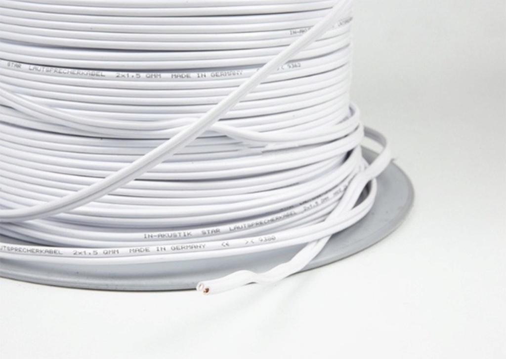 Inakustik Star LS Speaker Cable – Made in Germany (1meter) Slide212