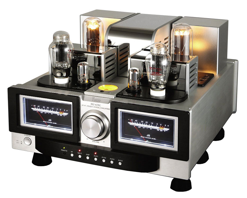 Yaqin MS-650L 2A3 Push 845 Vacuum Tube Power & Integrated Amplifier Yaqin-30