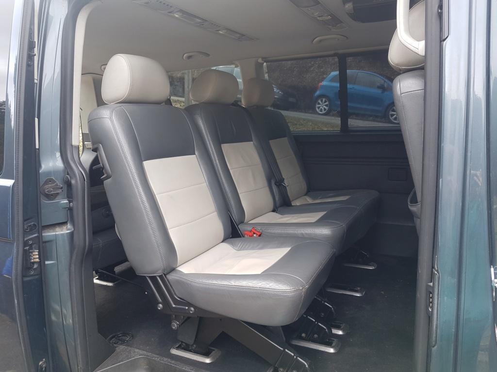 intérieur T5 caravelle 4motion 2007 20210316