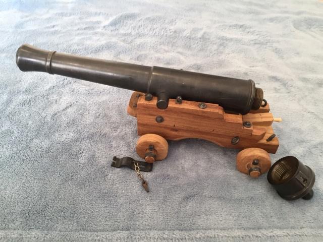 Canon de 8 Long pour Gaillards - 1786  Culass12