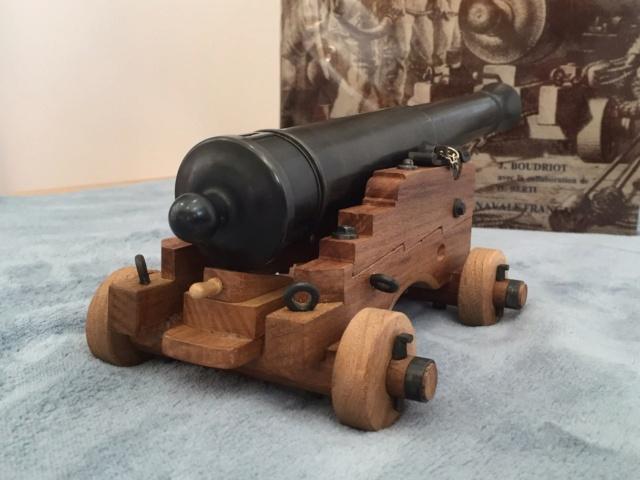 Canon de 8 Long pour Gaillards - 1786  New_2012