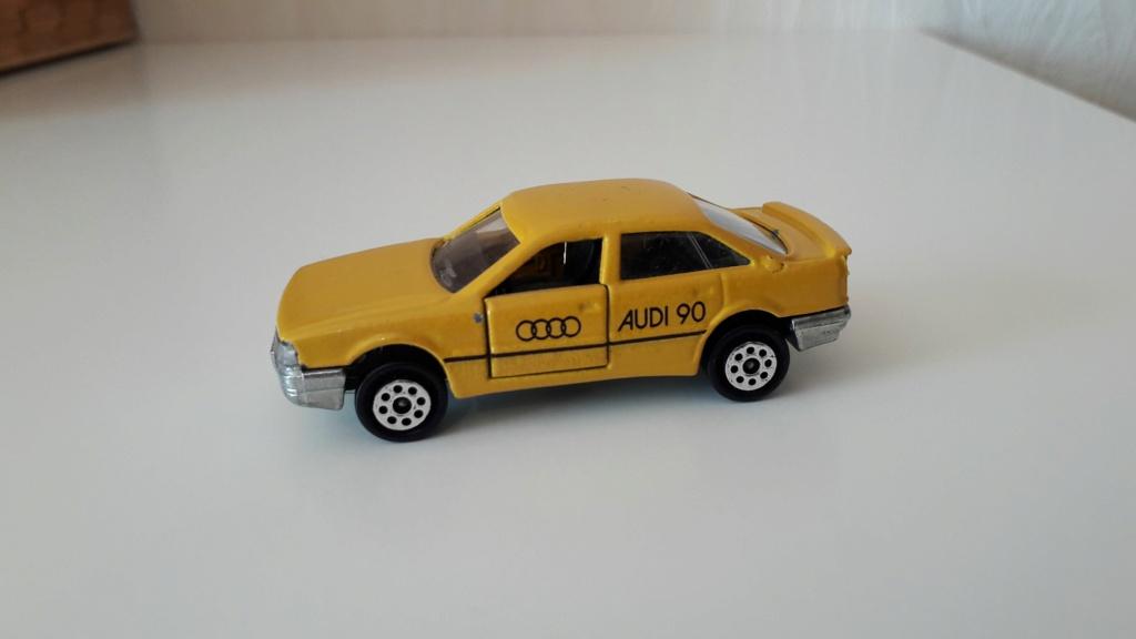 ma petite collection de majorette - Page 9 Audi_910