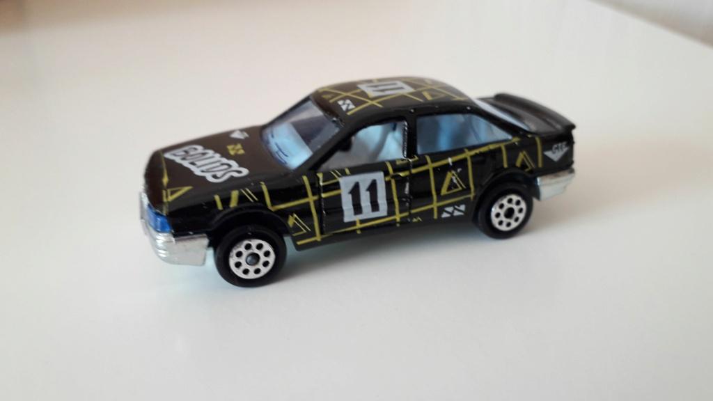 ma petite collection de majorette - Page 9 Audi_911